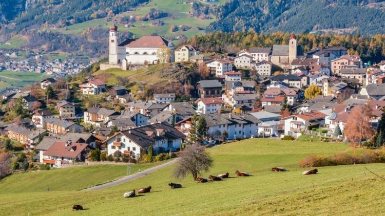 Cosa vedere a Laion, la porta delle Dolomiti