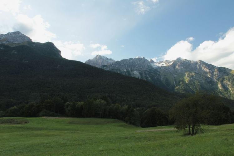 Parco naturale Adamello Brenta in Trentino