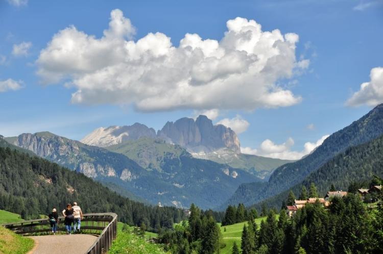 Soraga in Val di Fassa: cosa vedere e dove sciare