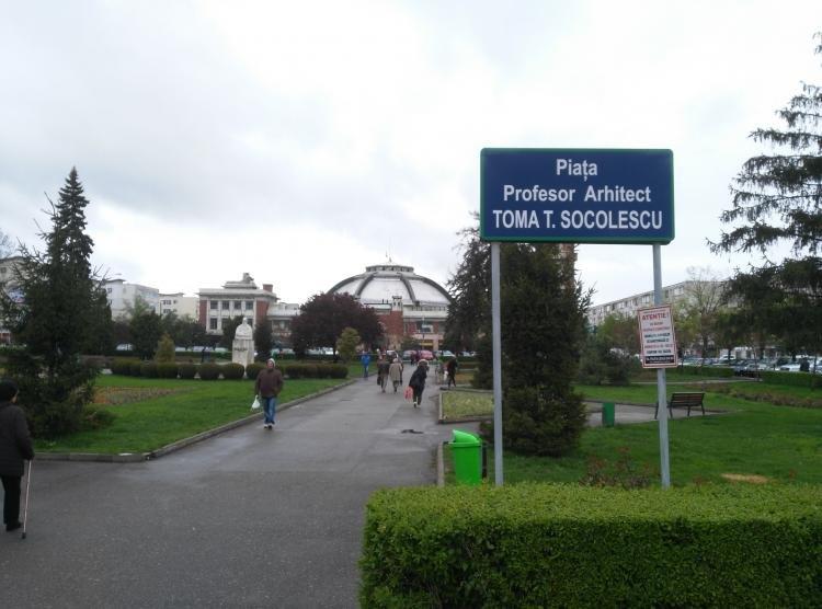 Ploiesti, un piccola cittadina rumena