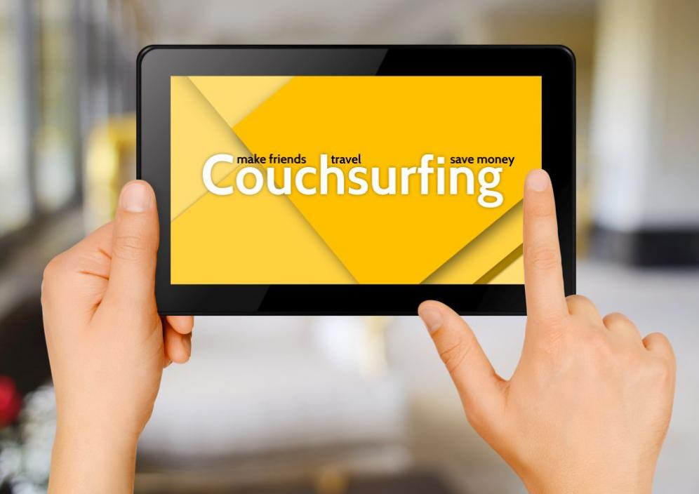 Couchsurfing: cos'è e come funziona