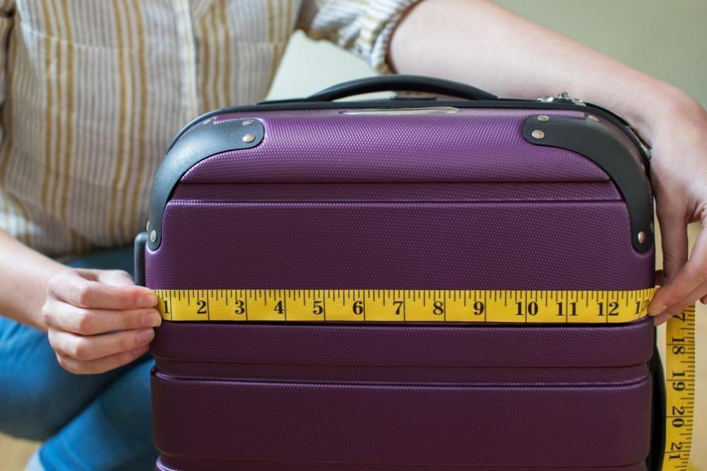 Misure bagaglio a mano per le principali compagnie aeree