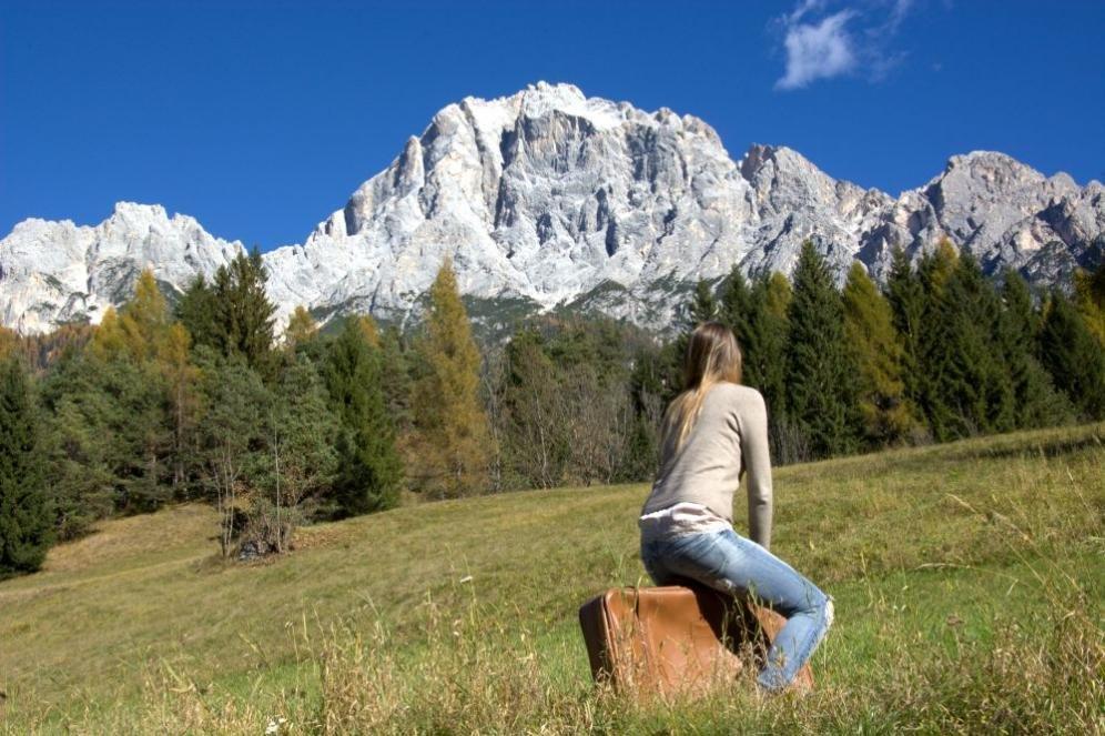 Cosa mettere in valigia per la montagna