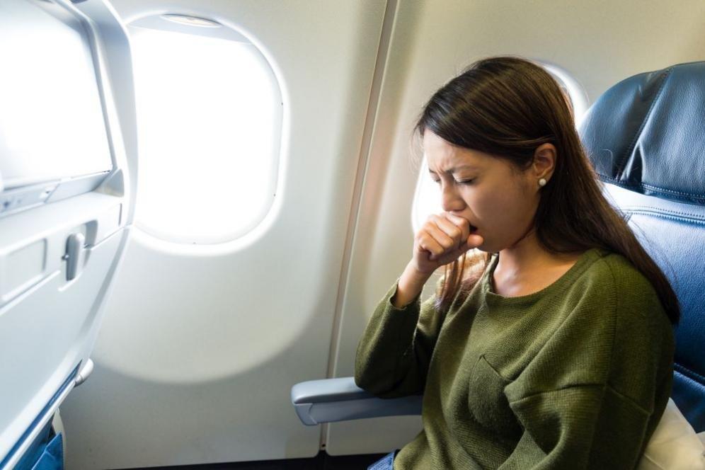 Rimedi contro la nausea in aereo