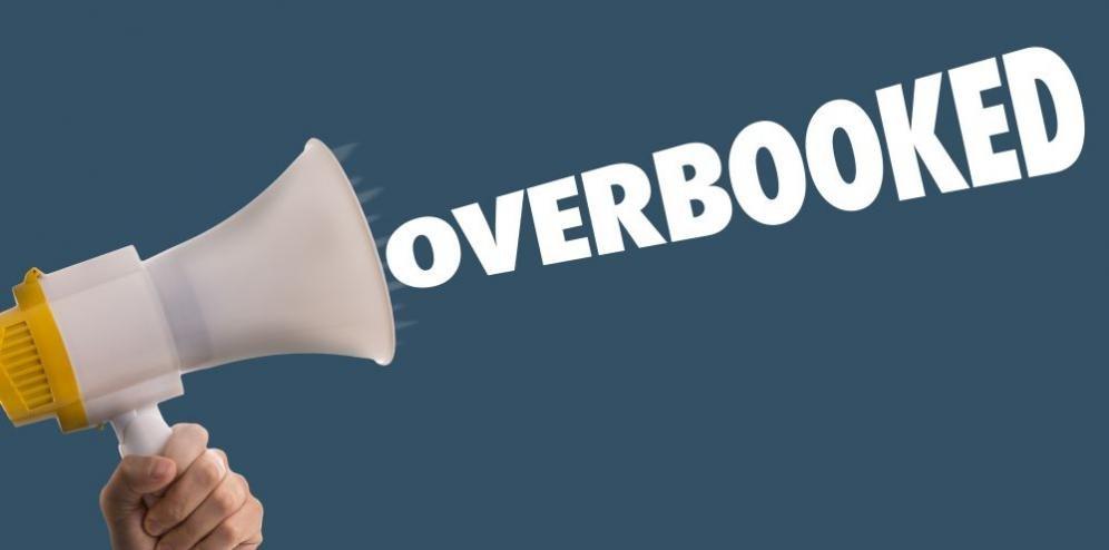 Overbooking: cos'è, come comportarsi e diritti del passeggero