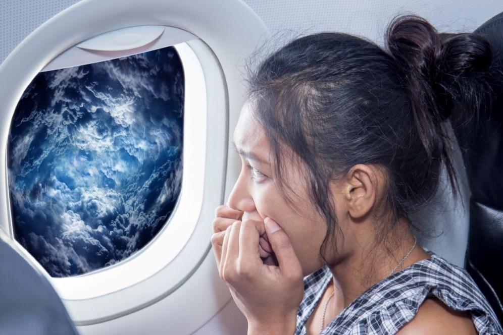 Come superare la paura di volare e la fobia dell'aereo