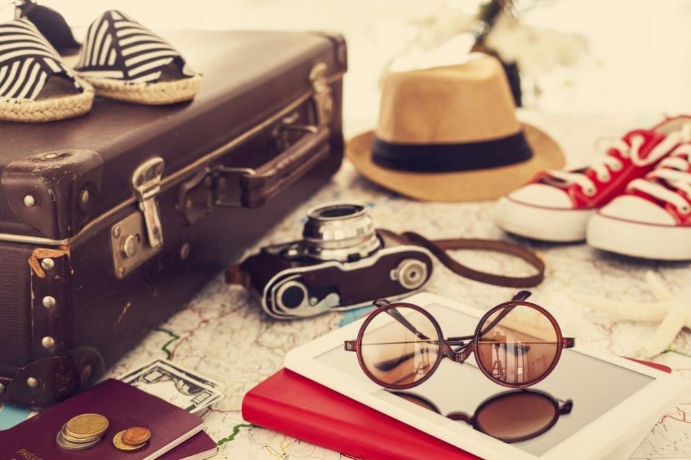 Cosa mettere in valigia per un weekend