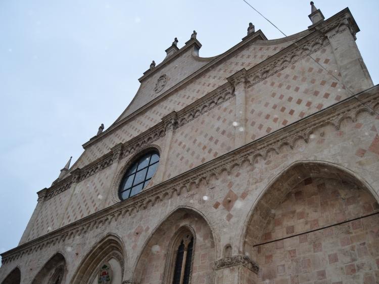 Vicenza: il Duomo e i palazzi