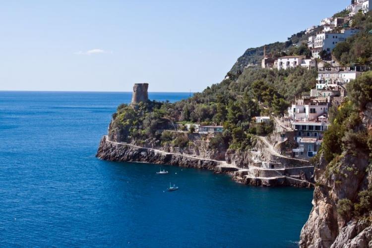 Conca dei Marini in Campania: cosa vedere e attrazioni