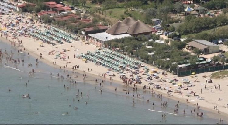 Lido degli Scacchi a Comacchio: spiaggia e dove dormire