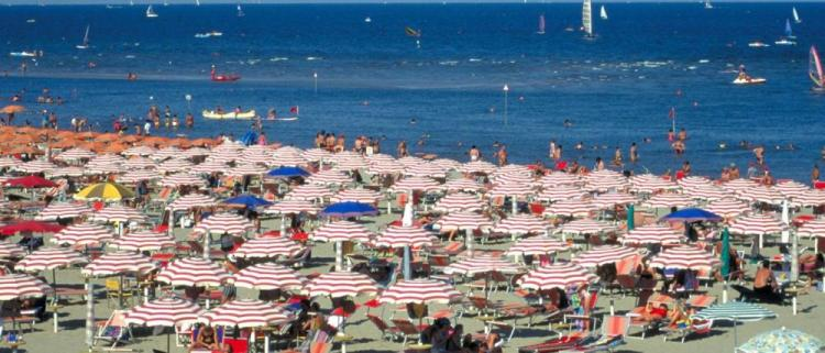Lido di Pomposa a Comacchio: spiaggia e punti di interesse