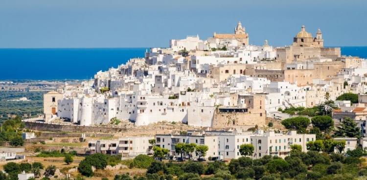Ostuni in Puglia: cosa vedere e punti di interesse