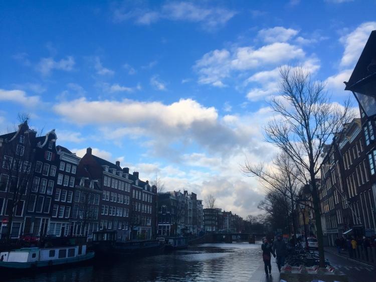 Il mio viaggio ad Amsterdam