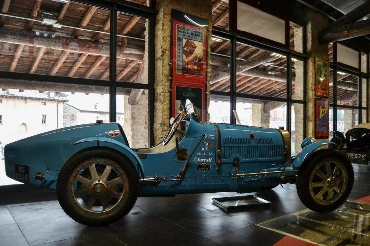Brescia, il Museo Mille Miglia