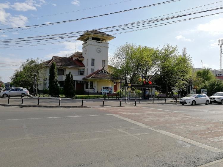 Otopeni, cittadina rumena