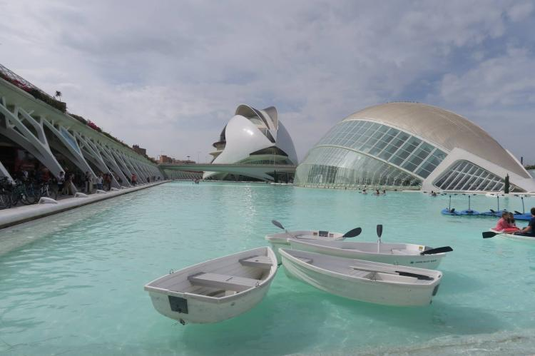 Valencia: tesoro inaspettato