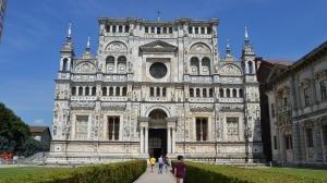 Certosa di Pavia: tra silenzio e arte