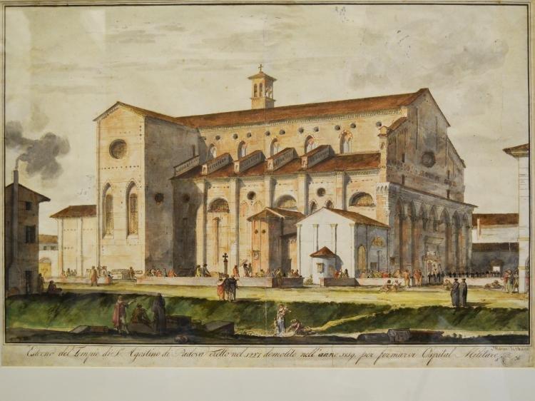 Padova: Museo Bottacin al Palazzo Zuckermann