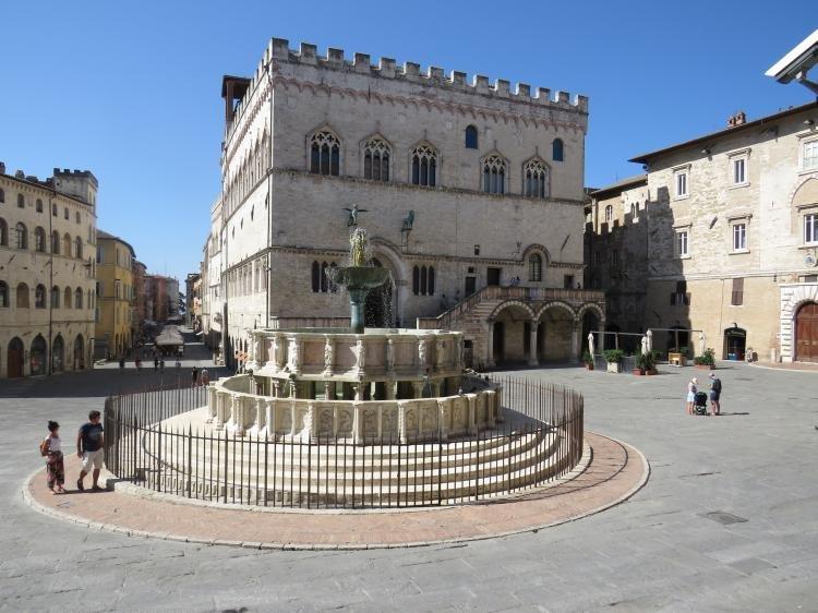 Il nord dell'Umbria, tra assaggi, arte e storia