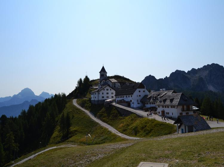 Monte Santo di Lussari – Tarvisio