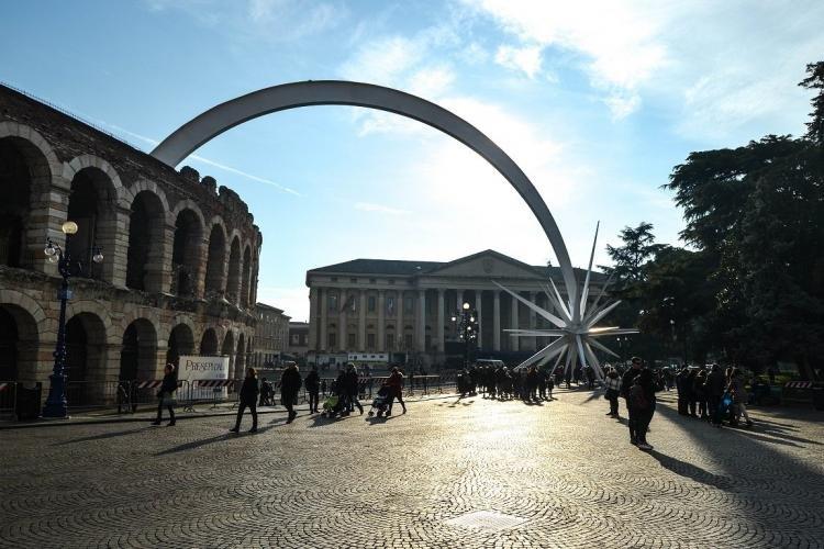 Week end a Verona, città dell'amore