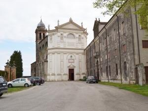 Visita all'Abbazia di Santa Maria delle Carceri e Museo di Padova