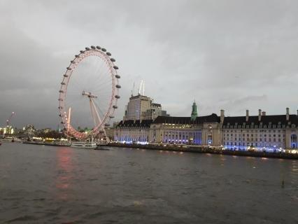 Un fine settimana natalizio a Londra