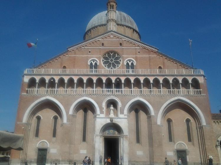 Due giorni nella città di Padova