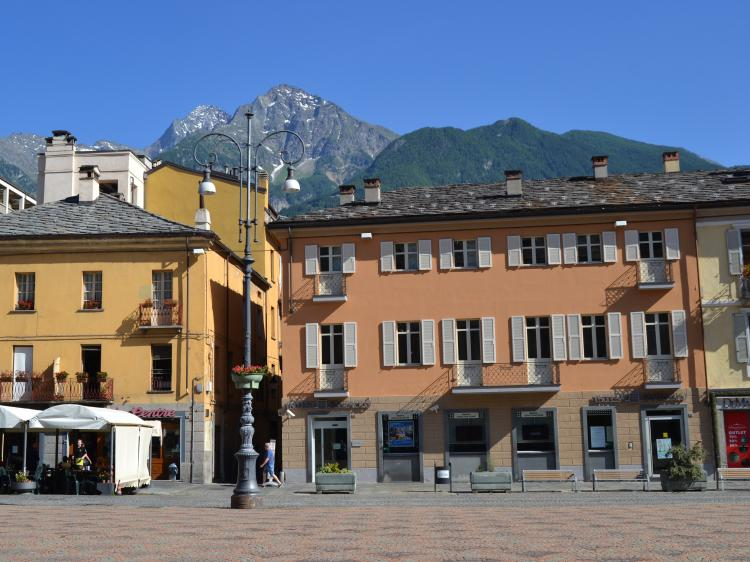 Visita alla città di Aosta