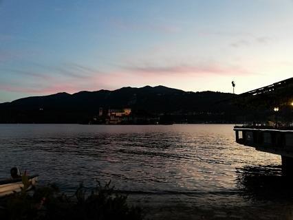 Lago d'Orta : un piccolo posto dove sognare