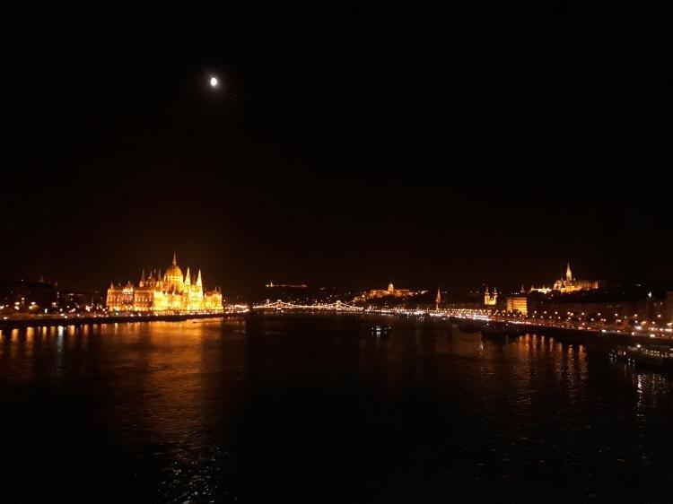 La perla del Danubio, 2 giorni a Budapest