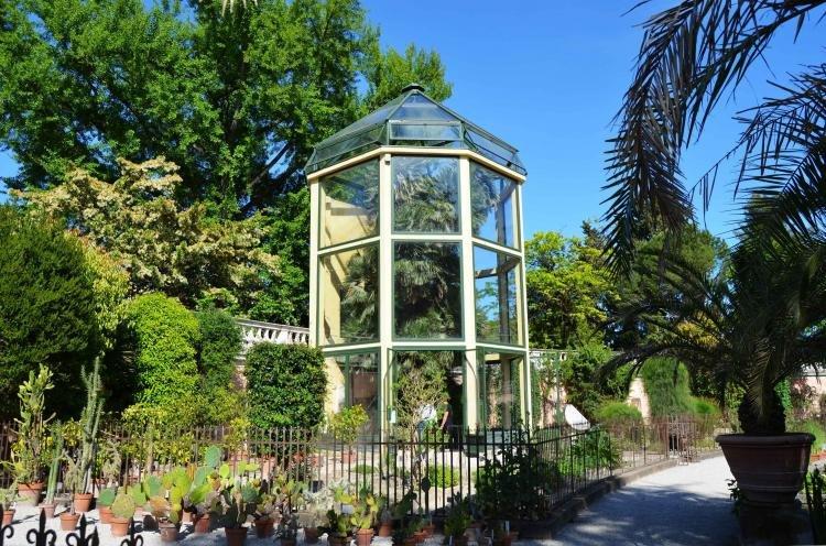 Padova, l'Orto Botanico dell'Università