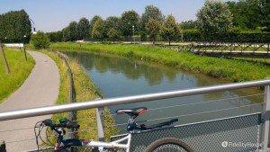 Milano – Cassano d'Adda: ciclabile Martesana a Cernusco sul Naviglio
