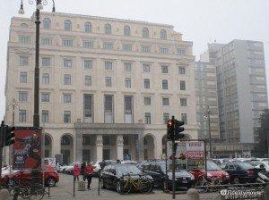 L'ex Palazzo dell'INPS a Padova