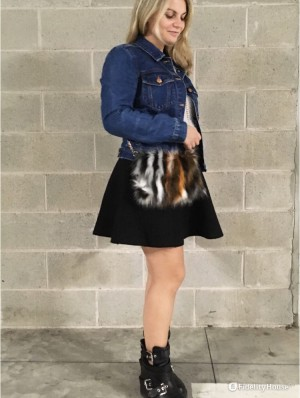 Fur bag: mille occasioni d'uso