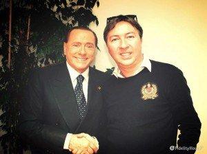 Silvio Berlusconi, re incontrastato di Mediaset e della tv
