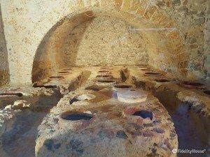 Magazzini dell'olio della famiglia Mandralisca a Ceva, Cefalù