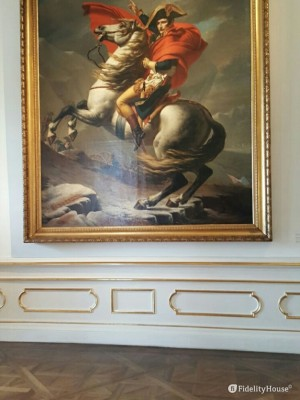 Maestoso quadro di Napoleone