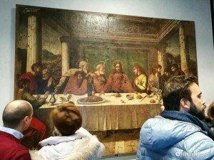 L'ultima cena di Stefano Giordano (Messina)