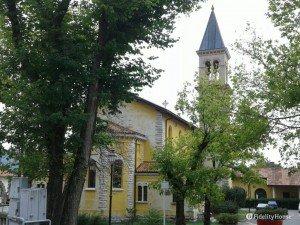 Chiesa del Buon Pastore, Trieste