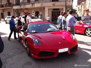Ferrari: bella, aggressiva ed unica!