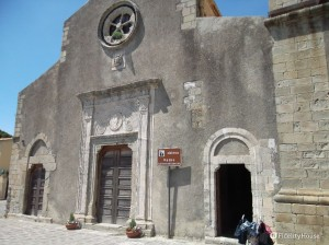 Savoca: chiesa di Santa Maria in Cielo Assunta