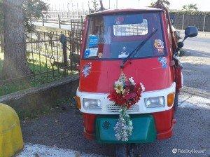 Addobbi natalizi per tutti a Peschiera del Garda