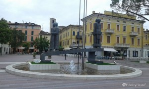 Monumento alla resistenza antifascista – Desenzano del Garda