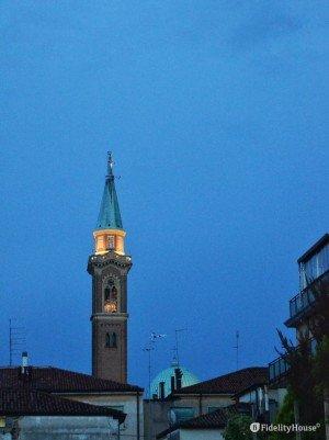 Padova, Campanile Santuario Sant'Antonino
