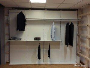 Alucabina cabina armadio su misura