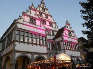 Paderborn si illumina per Natale