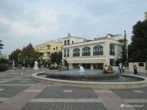 Piazza Fontana, Abano Terme