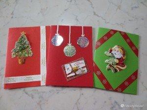 Biglietti di Natale fatti a mano
