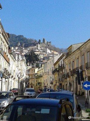 Via Garibaldi – Nicastro (Lamezia Terme)